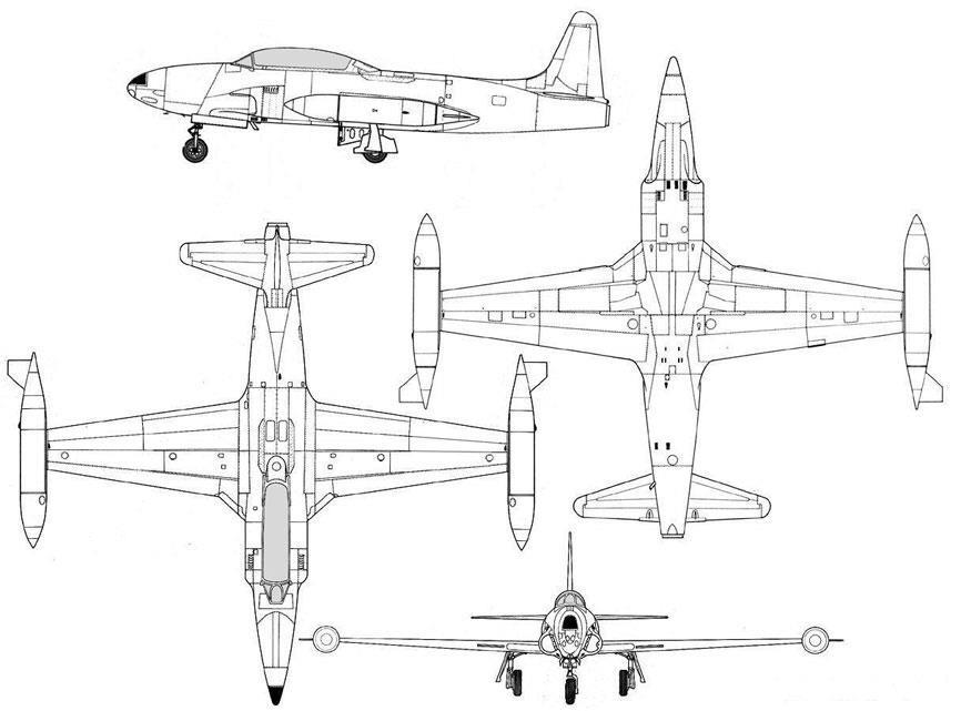 First Jet On Jet Combat